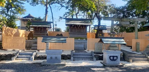 川原神社 名古屋