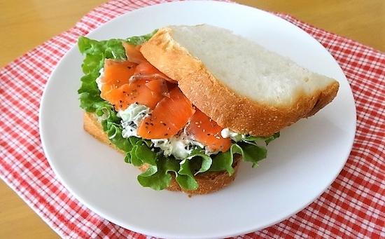 サンドイッチ 夏