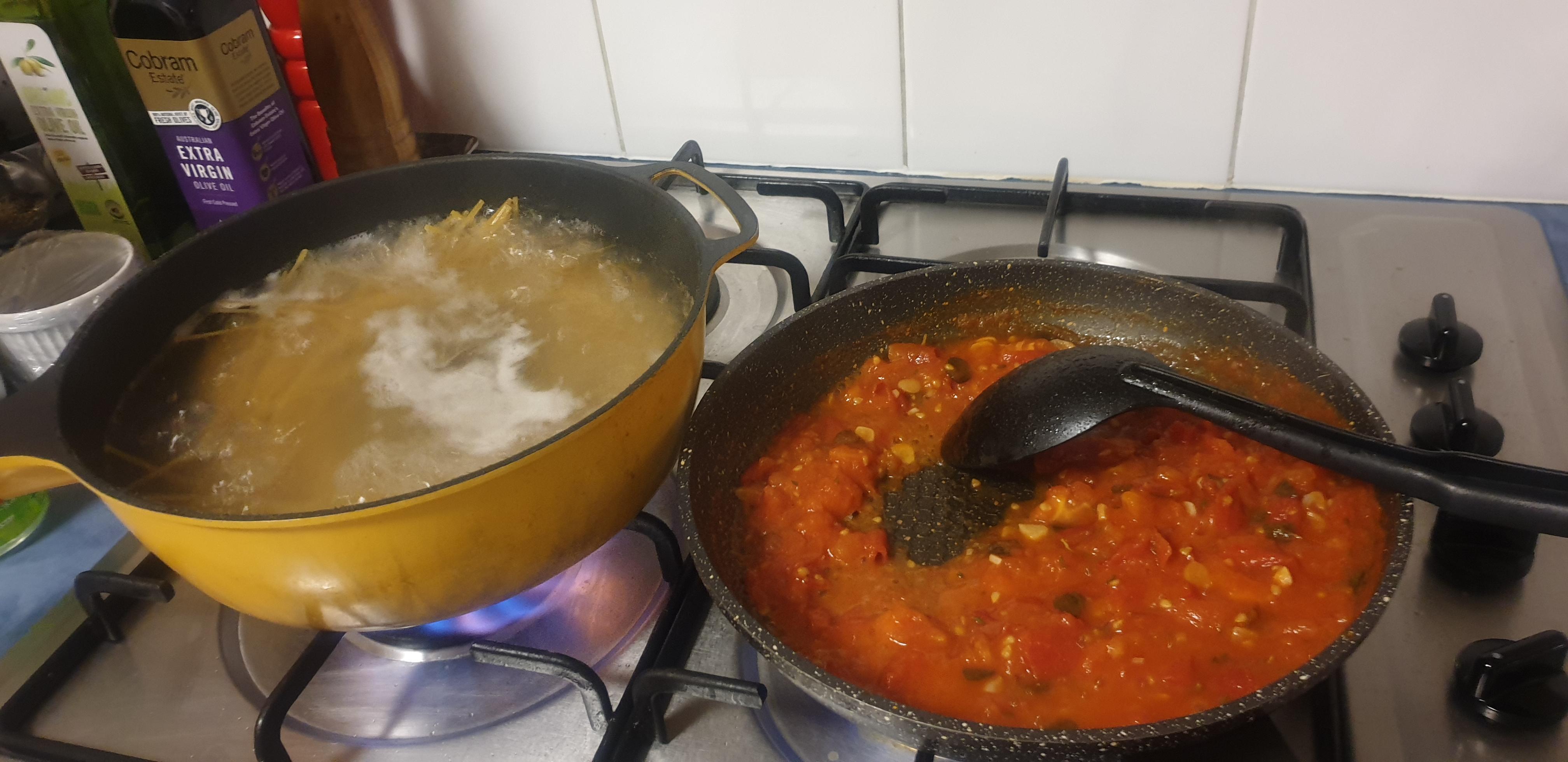 トマトソース 作り方