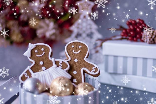 ジンジャーブレッドマンクッキーと言えばクリスマスの代表的なお菓子。ここオーストラリアでは一年中見かけますが、クリスマスシーズンは特に売れています。