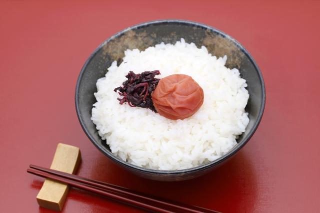 梅干し 赤紫蘇