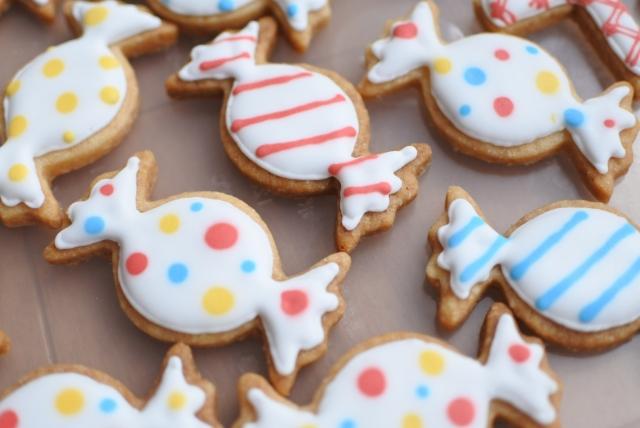 アイシングクッキー 材料