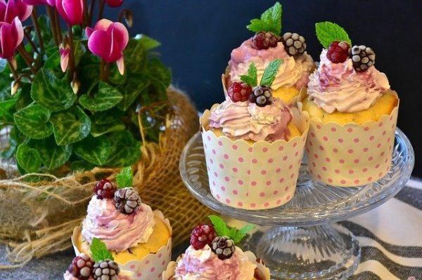 クリスマス カップケーキ