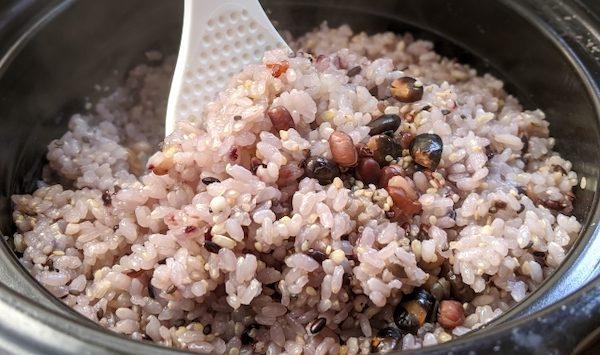 雑穀米 炊き方