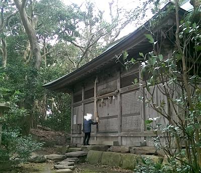 東尋坊観光 雄島